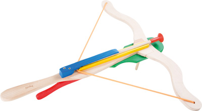 Wooden Crossbow, two-handed