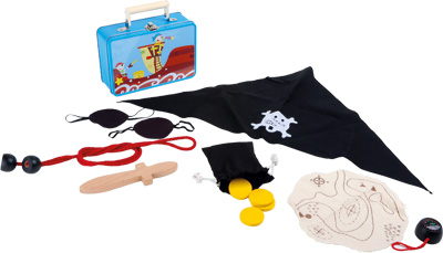 "Suitcase ""Pirate Set"""