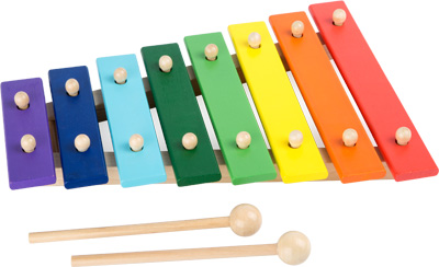 Colourful Xylophone