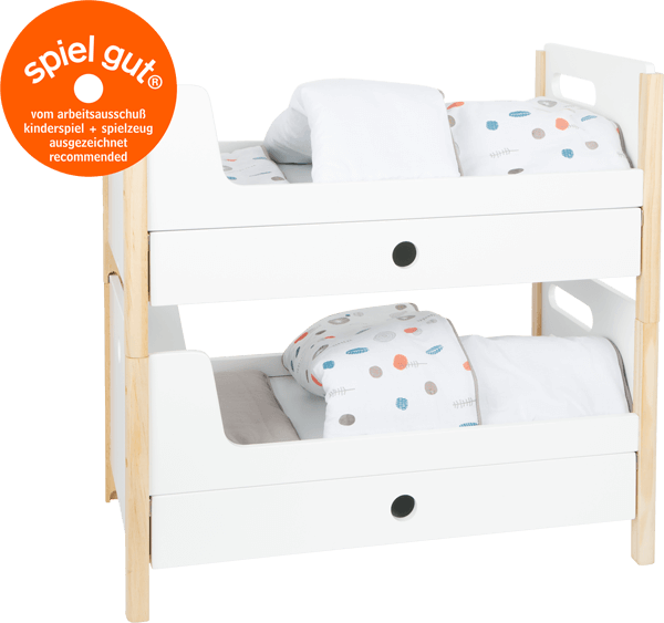 Doll Loft Bed From Wooden Toy Specialists In Germany