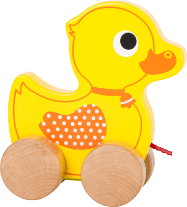 Pull-along Animal Duck