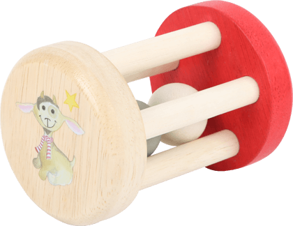 Ludwig the Billy Goat Baby Rattle