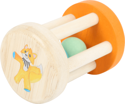 Lex the Fox Baby Rattle