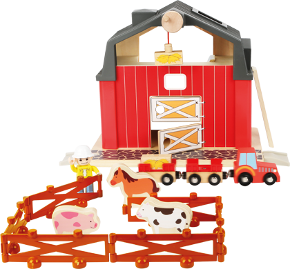 Farm with Accessories