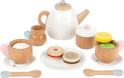 Children's Kitchen Tea Set