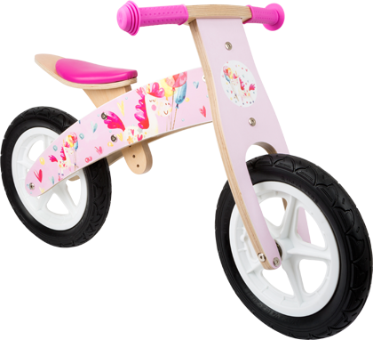 Pink Unicorn Balance Bike