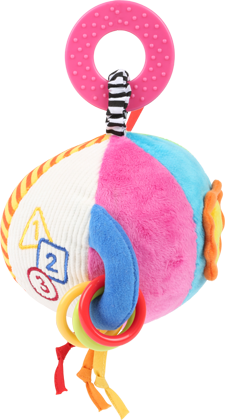 Baby Ball with Rattle