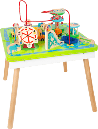 3-in-1 Theme Park Play Table