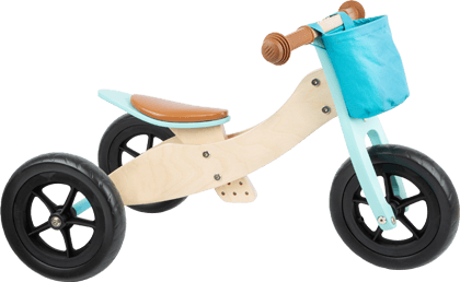 Training Bike-Trike 2-in-1 Turquoise Maxi