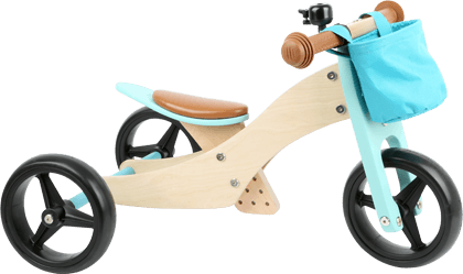Training Bike-Trike 2-in-1 Turquoise