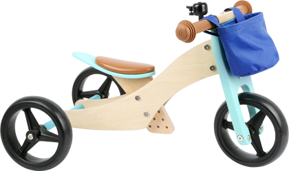 Training Tricycle 2-in-1 Trike Turquoise
