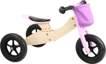 Training Bike-Trike 2-in-1 Pink Maxi