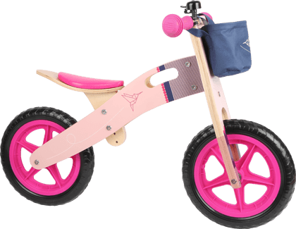 Balance Bike Pink Hummingbird