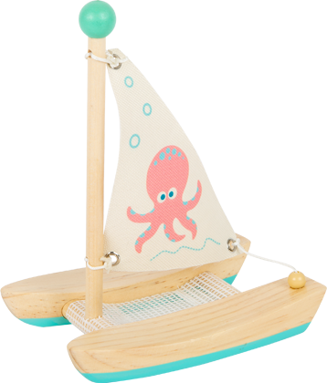 Water Toy Catamaran Octopus