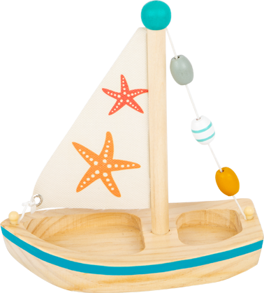 Water Toy Sailboat Starfish