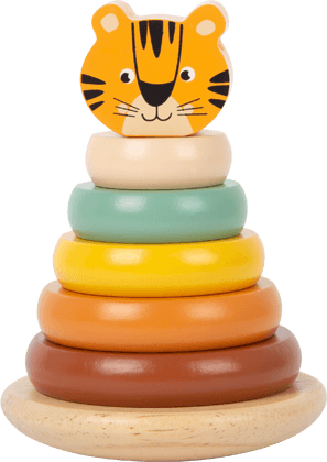 "Tiger Stacking Tower ""Safari"""