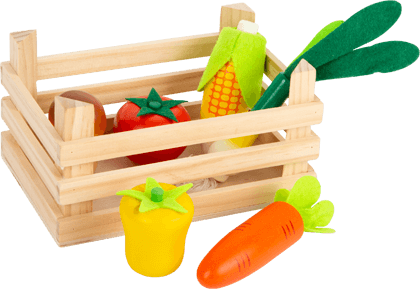 Play Store Vegetables with Box