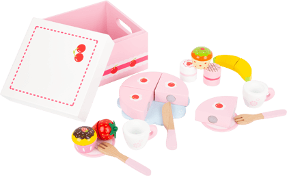 Box of Sweets Play Set