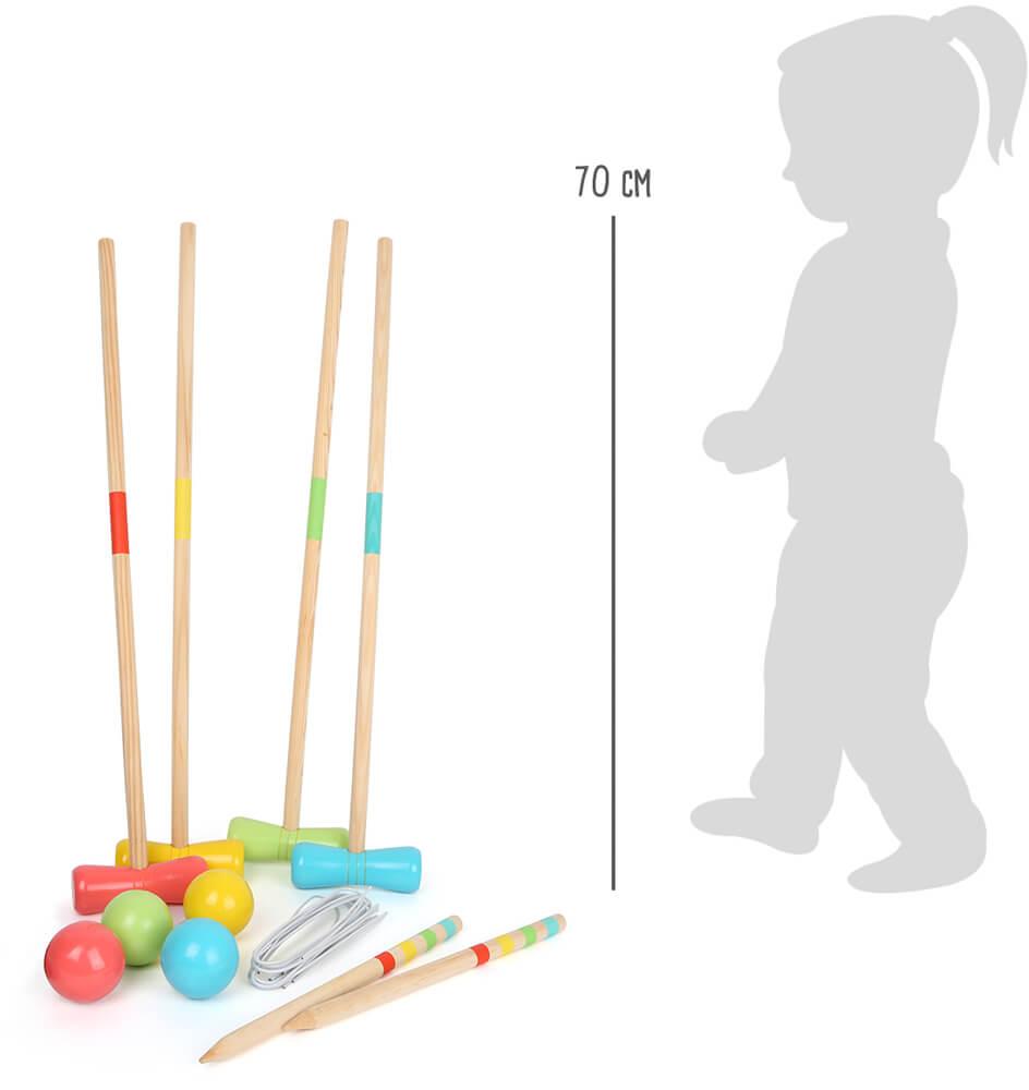 Small Foot Company Croquet