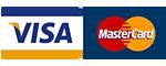 VISA/MasterCard Logo'